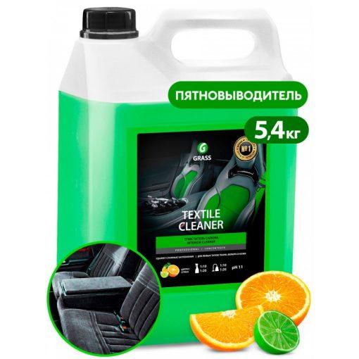 GRASS Textile Cleaner 5kg Szövet és kárpittisztító szer