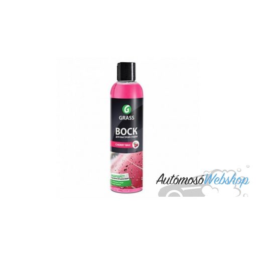 GRASS Cherry Wax 250ml Cseresznyeillatú viasz