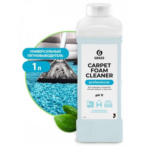 GRASS Carpet Foam Cleaner 1l Kárpit és szőnyegtisztító