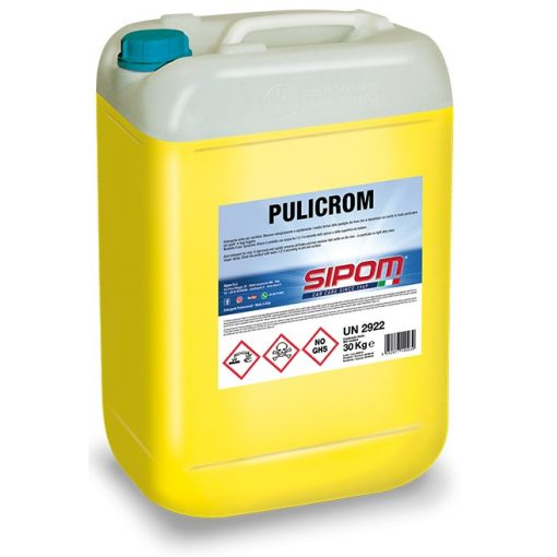SIPOM Pulicrom - Savas Felnitisztító 60Kg