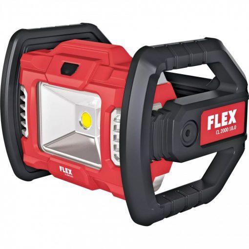 FLEX CL 2000 18.0 akkus LED építkezési spotlámpa