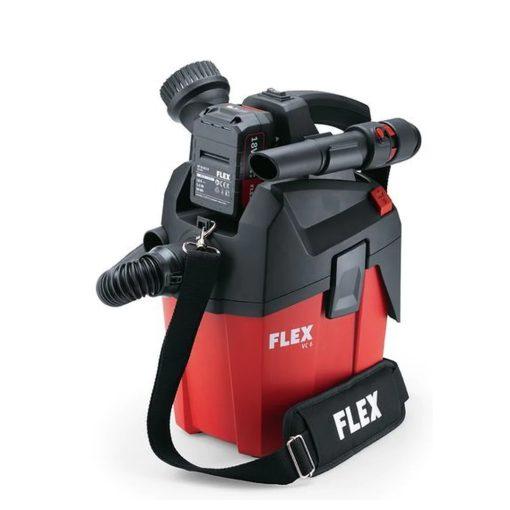 FLEX VC 6 L MC 18.0 akkus porszívó