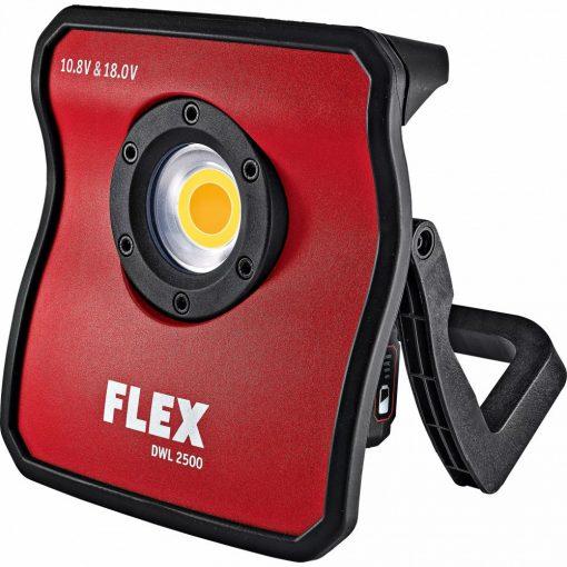 FLEX DWL 2500 10.8/18.0 LED széles spektrumú lámpa