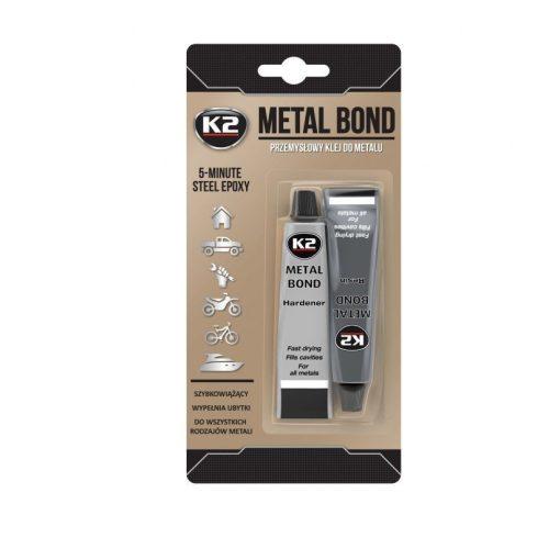 K2 METAL BOND 57g – fém epoxy ragasztó