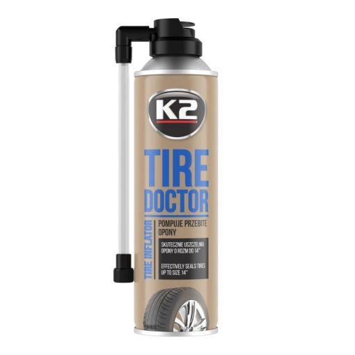 K2 TIRE DOKTOR defektjavító