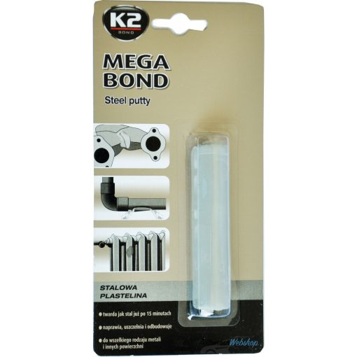 K2 MEGA BOND fémgyurma