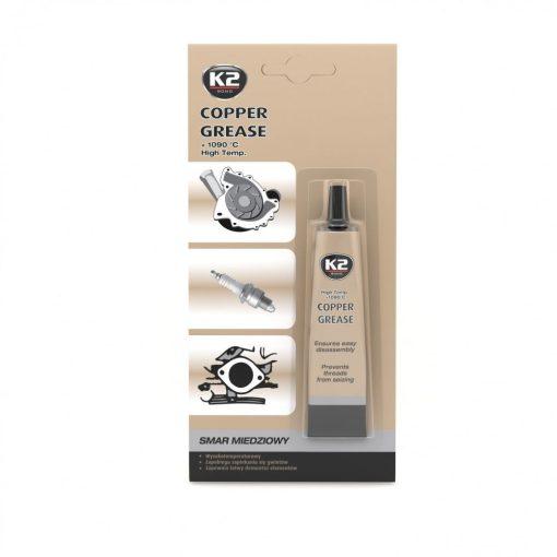 K2 COPPER GREASE 20g réz zsír