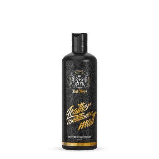 Bad Boys Leather Conditioner Matt  500ml / Bőrápoló Matt/