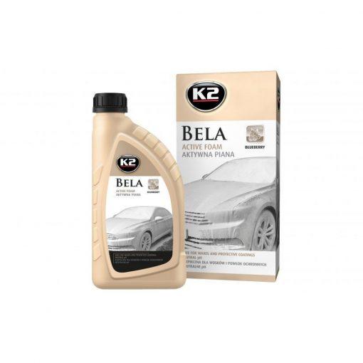 K2 BELA 1L aktív hab blueberry