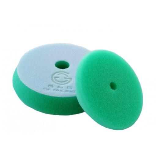 G&G Detailing Szivacs korong 75 mm (Soft) Green/Light Blue
