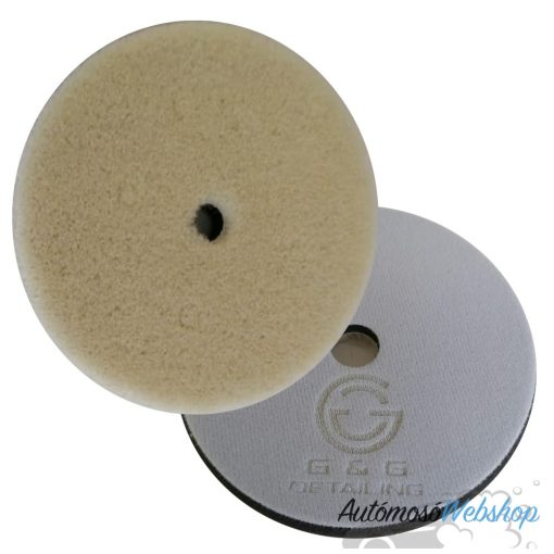 G&G Detailing Gyapjú korong 150 mm