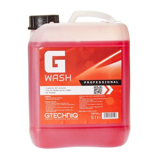 GTECHNIQ G-Wash Mélytisztító Sampon (1:1000) - 5000ml