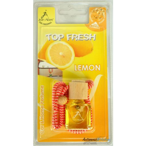 JA TOP FRESH - LEMON illatosító
