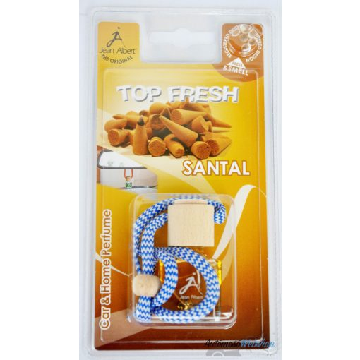 JA TOP FRESH - SANTAL illatosító