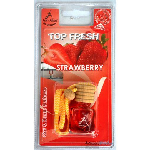 JA TOP FRESH - STRAWBERRY illatosító