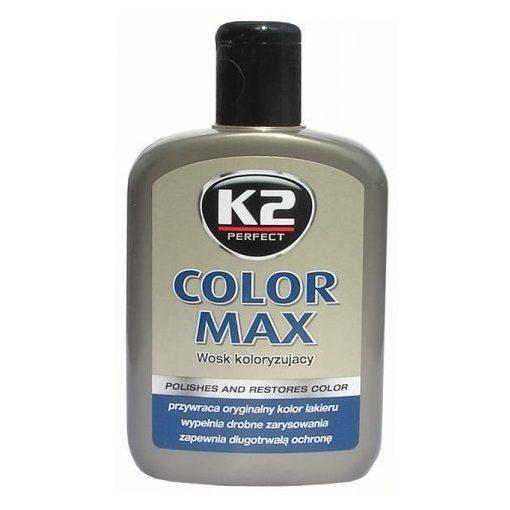 K2 COLOR MAX 208ml - fehér polír-wax