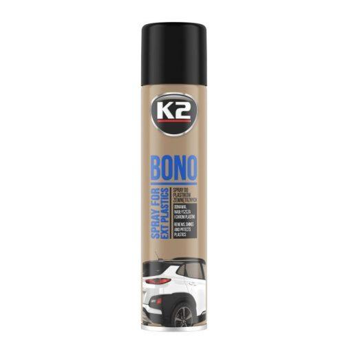 K2 BONO 300ml műanyagápoló