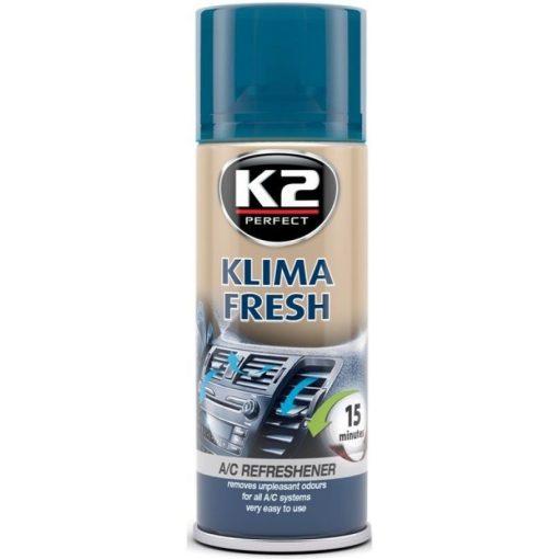 K2 KLIMA FRESH 150ml lemon klímatisztító spray