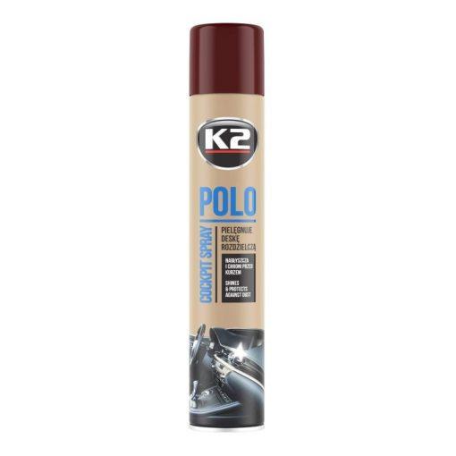 K2 COCKPITMAX 750ml KÓLA  műszerfal ápoló spray