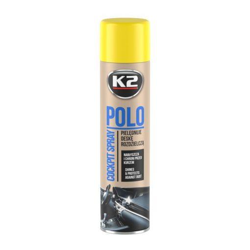 K2 COCKPITMAX 750ml CITROM műszerfal ápoló spray