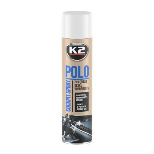 K2 COCKPITMAX 750ml FRESH műszerfal ápoló spray