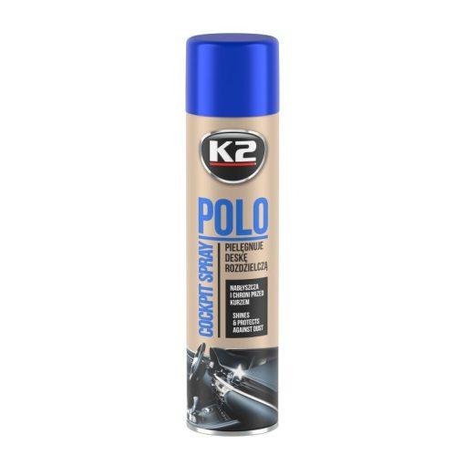 K2 COCKPITMAX 750ml LEVENDULA műszerfal ápoló spray