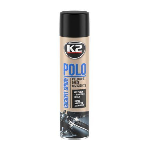 K2 COCKPITMAX 750ml MAN műszerfal ápoló spray