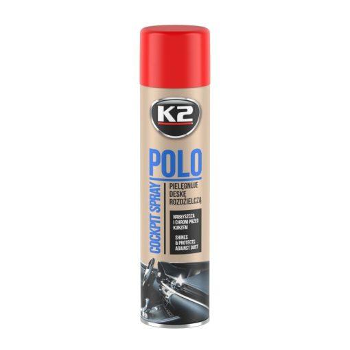 K2 COCKPITMAX 750ml EPER műszerfal ápoló spray