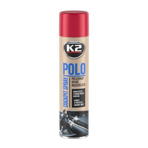 K2 COCKPITMAX 750ml CSERESZNYE műszerfal ápoló spray