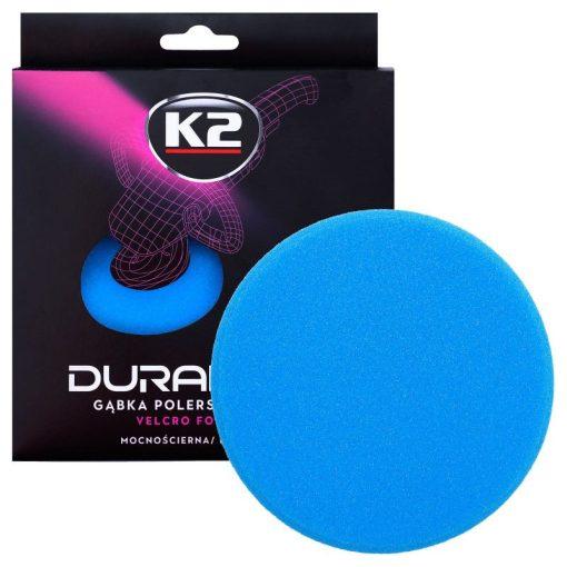 K2PRO DURAFLEX tépőzáras polírkorong - kék