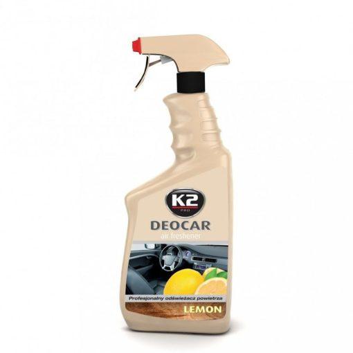 K2 DEOCAR 700ml - CITROM illatosító