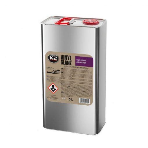 K2PRO VINYL GLANZ 5l műanyag ápoló-fényesítő