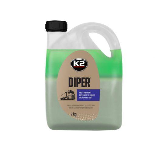 K2PRO DIPER 2L két komponensű előmosó
