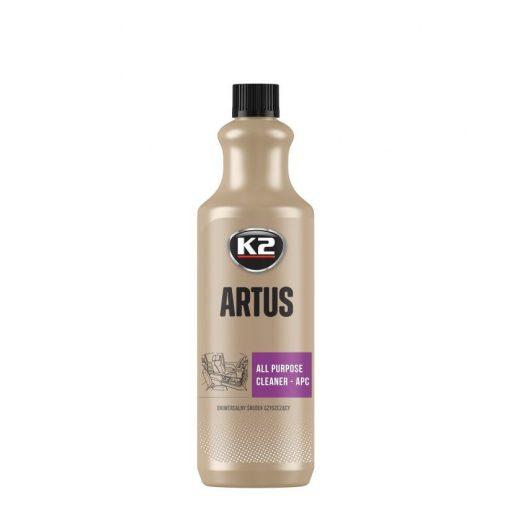 K2PRO ARTUS 1l műanyagtisztító
