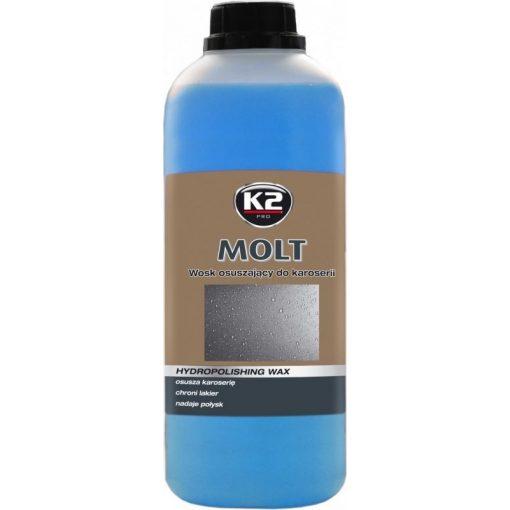 K2PRO MOLT 1l vízlepergető wax