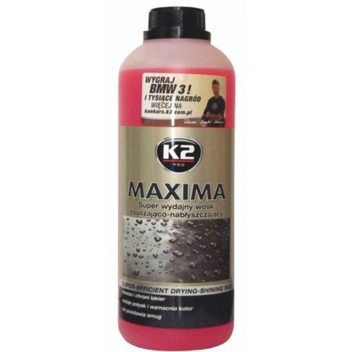 K2PRO MAXIMA 1L vízlepergető