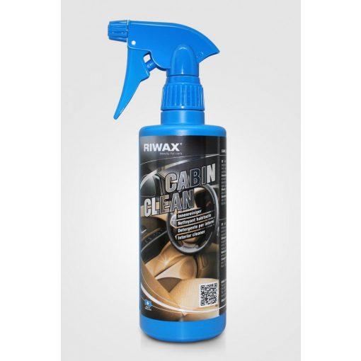 RIWAX Cabin Clean belsőtér tisztító 500 ml.