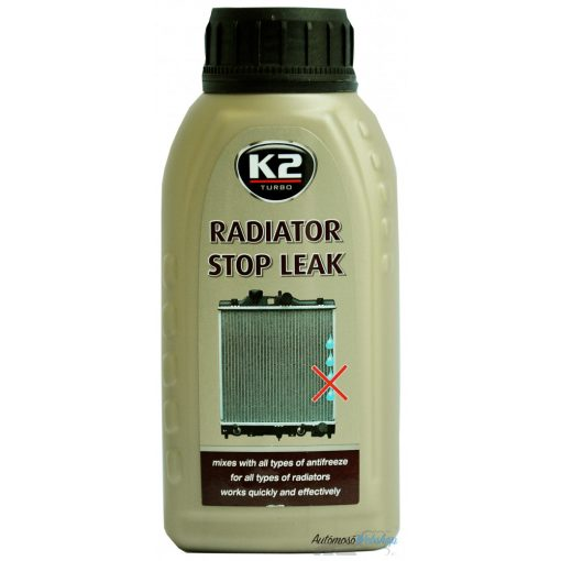 K2 RADIATOR STOP LEAK 250ml - hűtőtömítő