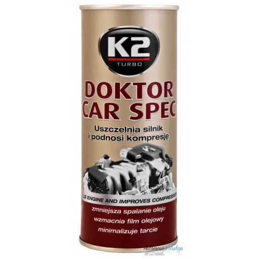 K2 DOKTOR CAR SPEC 443ml olajadalék