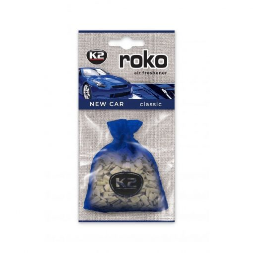 K2 ROKO 20g - új autó - illatosító