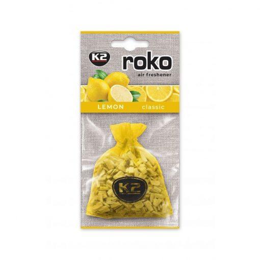 K2 ROKO 20g - citrom - illatosító