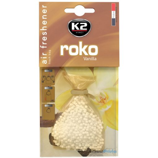 K2 ROKO 20g - vanilia