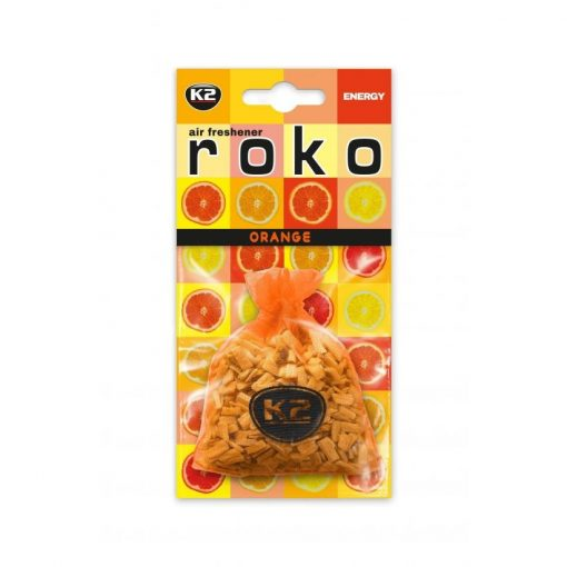 K2 ROKO 20g - narancs - illatosító