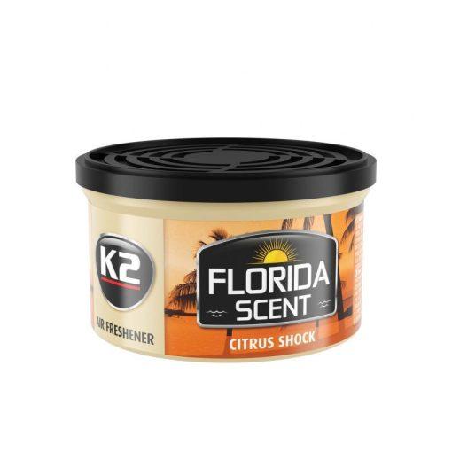 K2 FLORIDA SCENT CITROUS SHOCK - illatosító