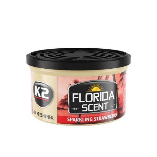 K2 FLORIDA SCENT SPARKLING STRAWBERRY - illatosító