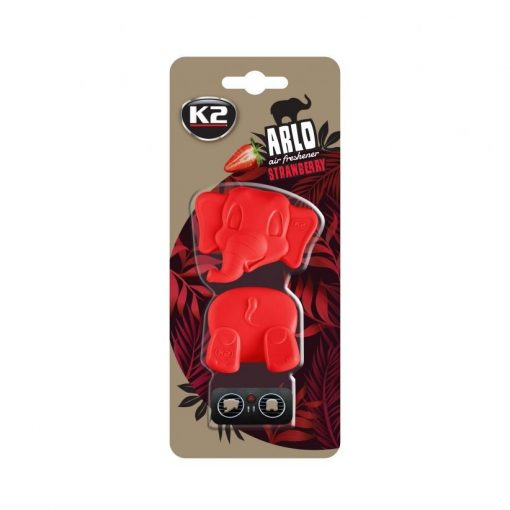 K2 ARLO – CRAZY STRAWBERRY illatosító