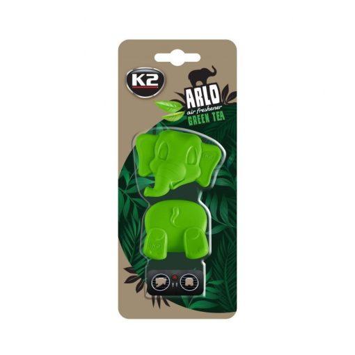 K2 ARLO - CHILLED GREEN TEA illatosító