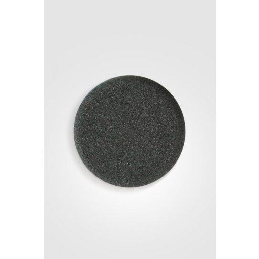 RIWAX Polírozó korong 170x30mm - fekete (finom)