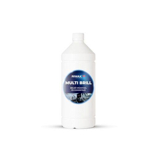 RIWAX Multi-brill műanyag ápoló - 1l